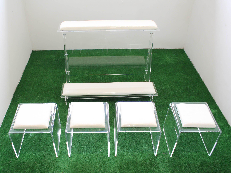 Sgabelli oro: sgabello tavolino blu grigio oro cm samtsoff sgabello