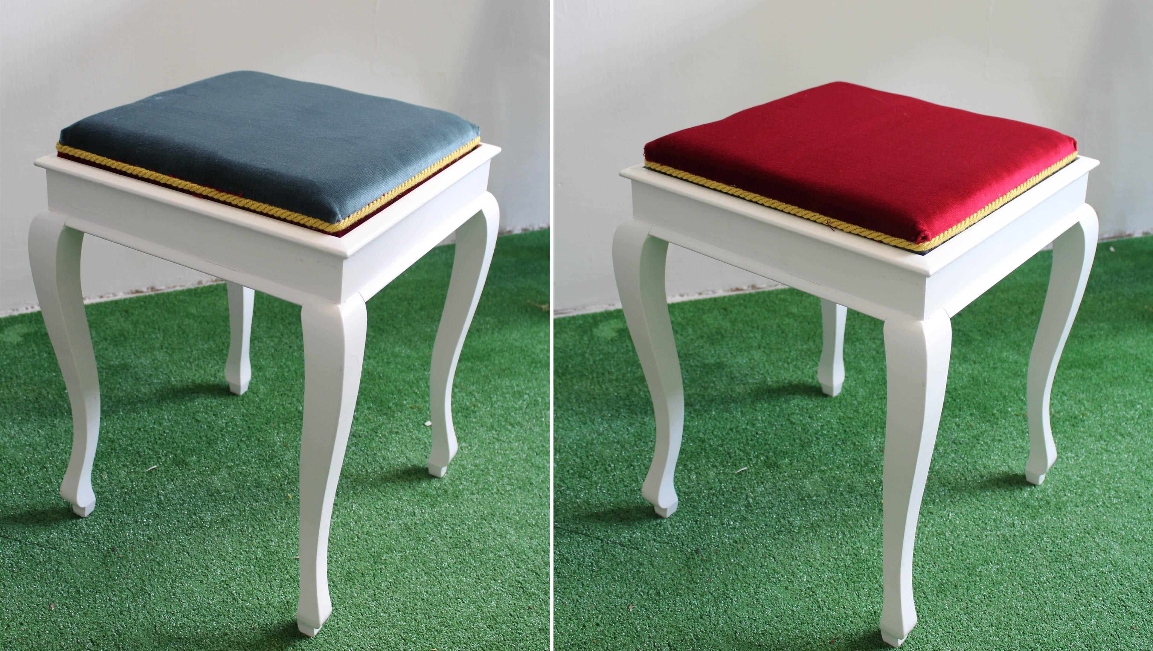 Sgabelli in legno bianco: sgabelli cucina e sgabelli da bar arredo