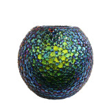 SFERA IN RESINA MULTICOLOR ART.GF09056 MISURE H50 D22