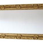 SPECCHIO IN RESINA ART.F02.XL –  Misure: 96x181cm
